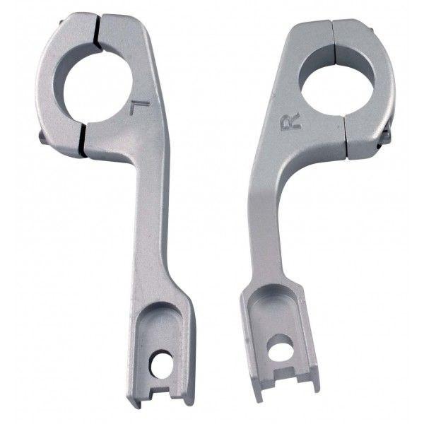 Acerbis Anbaukit Aluminium Handprotektoren UNIKO VENTED #1
