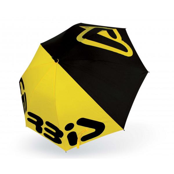 Acerbis Regenschirm Race schwarz-gelb #1