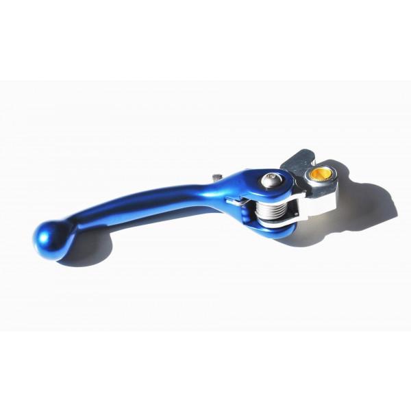 H-ONE Bremshebel Flex Honda / Yamaha / Suzuki / Kawasaki / Beta / GasGas / TM / Sherco blau // Nissin #1