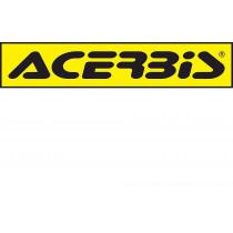 Acerbis Aufkleber Logo Decal 10ST/30CM gelb-schwarz