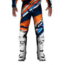 SALE% - Acerbis Hose X-GEAR orange-blau