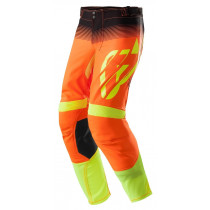 SALE% - Acerbis Hose X-Flex  orange-fluo-schwarz
