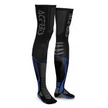 Acerbis Unterziehstrumpf X-Leg Pro schwarz-blau