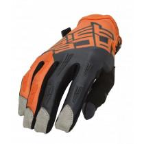 Acerbis Handschuhe MX-XH orange-grau
