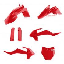 Acerbis Plastik Full Kit KTM / GasGas rot / 5tlg.