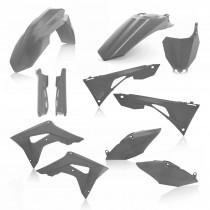Acerbis Plastik Full Kit Honda grau / 7tlg.