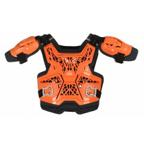Acerbis Brust- & Rückenprotektor Gravity Junior orange