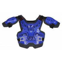 Acerbis Brust- & Rückenprotektor Gravity Junior blau