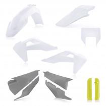 Acerbis Plastik Full Kit Husqvarna OEM / 6tlg.