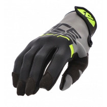 Acerbis Handschuhe Neoprene 3.0 schwarz-gelb-fluo