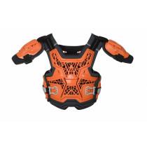 Acerbis Brust- & Rückenprotektor Gravity Level2 Kit orange