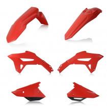 Acerbis Plastik Kit Honda OEM / 4tlg.