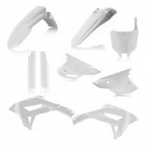 Acerbis Plastik Full Kit Honda weiß / 6tlg.