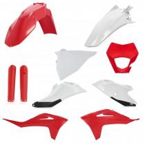 Acerbis Plastik Full Kit GasGas OEM / 7tlg.
