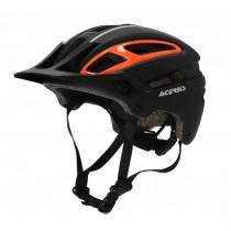 Acerbis Helm MTB Double.P schwarz-orange