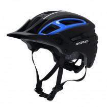 Acerbis Helm MTB Double.P schwarz-blau