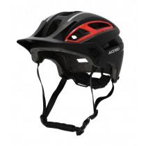 Acerbis Helm MTB Double.P schwarz-rot
