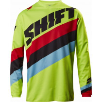 SALE% - SHIFT Jersey Whit3 Tarmac gelb-fluo