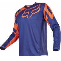 SALE% – FOX Jersey Legion LT offroad blau-orange