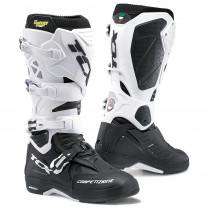 TCX Stiefel Comp Evo 2 Michelin schwarz-weiß