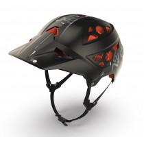 Airhelmet Helm MTB Awake 1.0 schwarz glänzend