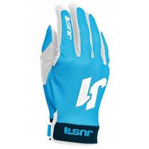 SALE% - Just1 Handschuhe J-Flex blau-weiß