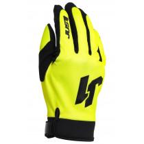 SALE% - Just1 Handschuhe J-Flex gelb-fluo