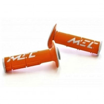 MEC Griffgummi Racing Doppia orange-grau