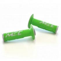 MEC Griffgummi Racing Doppia grün-grau