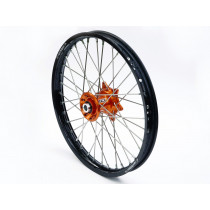 REX Rad 21x1.60 KTM / Husqvarna 26MM schwarz-orange