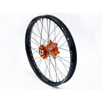 REX Rad 21x1.60 KTM / Husqvarna 22MM schwarz-orange
