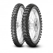 Pirelli Reifen MX32 Mid Soft 110/90-19 hinten