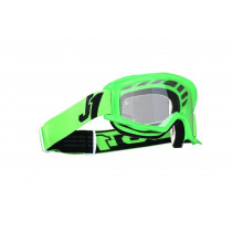 Just1 Brille Vitro grün-fluo