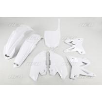 UFO Plastik Kit Yamaha weiß / 5tlg. Restyle