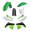 Acerbis Plastik Full Kit Kawasaki OEM10 / 6tlg. #1