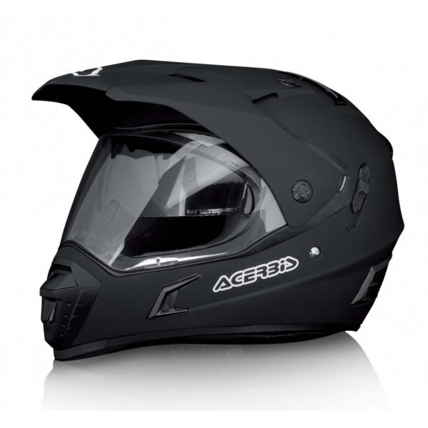SALE% - Acerbis Helm Active schwarz matt #1