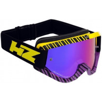 SALE% - HZ Brille GMZ3 GRID PURPLE/YELLOW