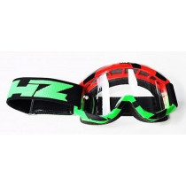 SALE% - HZ Brille GMZ3 TWIST RED/GREEN CS