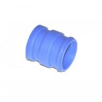 H-ONE Auspuff Muffe 27X29 Sherco blau