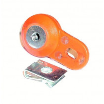 H-ONE Auspuff Silent Block KTM / Husqvarna / Beta / GasGas / Sherco orange