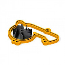 H-ONE Wasserpumpenrad Kit Pro KTM orange