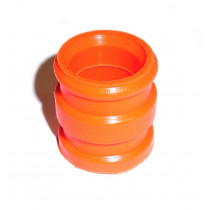 H-ONE Auspuff Muffe 27X25 KTM / Husqvarna / Beta / Sherco orange