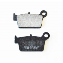 H-ONE Bremsbelag Organisch hinten Yamaha / Suzuki / Kawasaki / Beta / TM hinten
